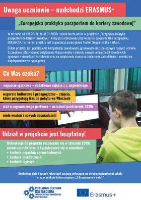 erasmus plakat ozety www
